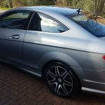 Mercedes Benz C220 Mobile Valeting Service